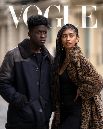 Vogue Challenge Marv & Jazz