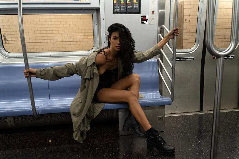 Keilahri Subway Series with Kali Artistry